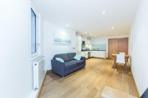 Pond Street, Hampstead, NW3. 1 bedroom flat