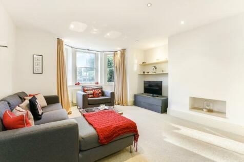 Thurlow Road, Hampstead. 2 bedroom apartment