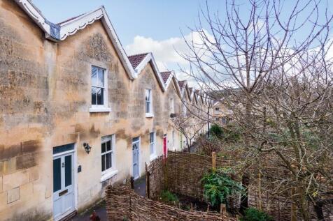 Larkhall Terrace, Bath. 2 bedroom house