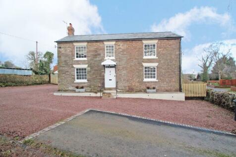 BODENHAM MOOR, Herefordshire. 4 bedroom house