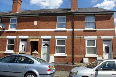 City Centre, Hereford. 2 bedroom house