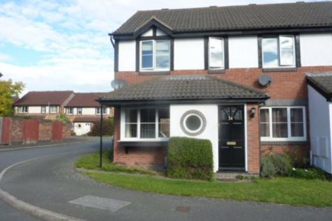 Belmont, Hereford. 2 bedroom semi-detached house