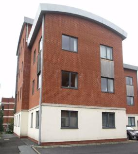 City Centre, Hereford. 2 bedroom flat