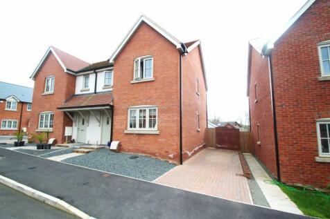 Bodenham, Herefordshire. 3 bedroom semi-detached house