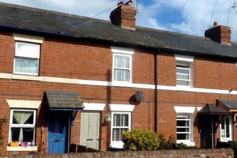 St James, Hereford. 2 bedroom house