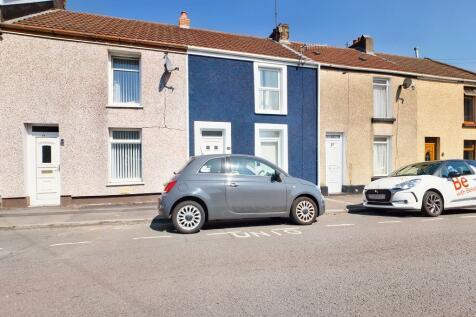 Siloh Road, Swansea, SA1. 2 bedroom terraced house