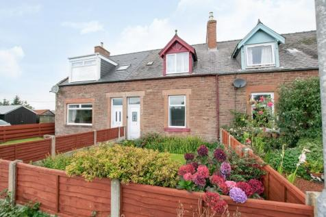 31 Three Trees Road, Newbie, Annan, Dumfries & Galloway. 2 bedroom terraced house