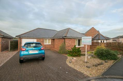 2 St Ninians Grove, Gretna, Dumfries & Galloway. 3 bedroom detached bungalow for sale