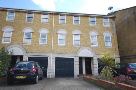 Vicarage Drive, Beckenham, BR3. 1 bedroom terraced house