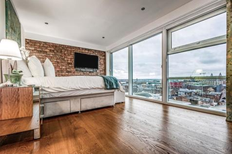 Back Colquitt Street, Liverpool, L1. 3 bedroom penthouse for sale