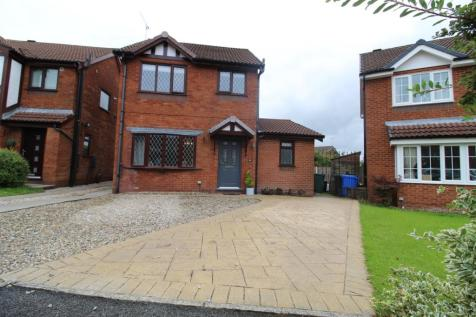 St. Edmund Hall Close, Bury, BL0. 4 bedroom detached house for sale