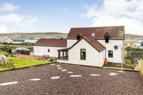 Mala, Heogan, Bressay, Shetland, Shetland Islands, ZE2. 3 bedroom detached house for sale