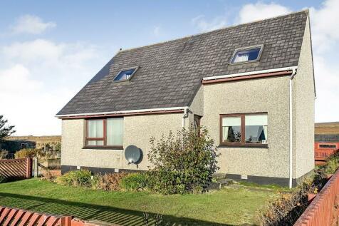 12 Nikkavord Lea, Shetland, Shetland Islands, ZE2. 3 bedroom detached house for sale
