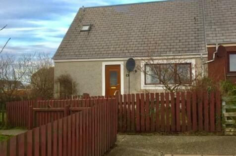6 Burgadale, Shetland, Shetland Islands, ZE2. 3 bedroom semi-detached house for sale
