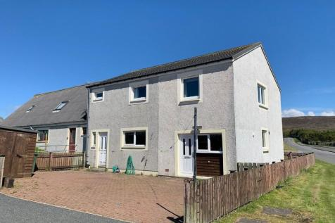 11 Ladieside, Shetland, Shetland Islands, ZE2. 5 bedroom semi-detached house for sale