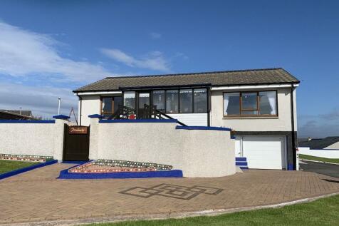 Isselmere, BURRA, Shetland, Shetland Islands, ZE2. 3 bedroom detached house
