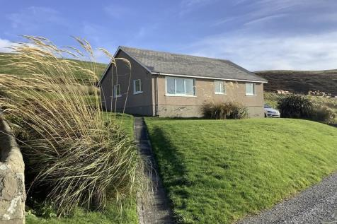 Toonmail, Bigton, Shetland, Shetland Islands, ZE2. 3 bedroom detached house for sale