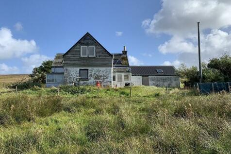 The March, Vidlin, Shetland, Shetland Islands, ZE2. 4 bedroom detached house for sale