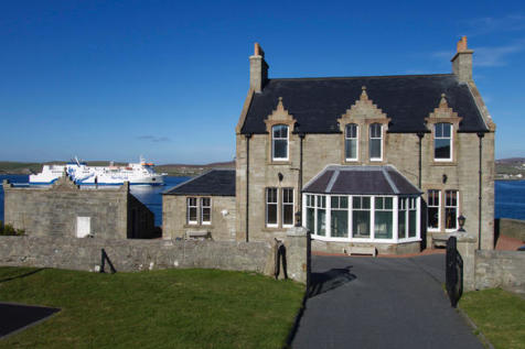 South Ness House,Twageos Road, Shetland, Shetland Islands, ZE1. 5 bedroom detached villa for sale
