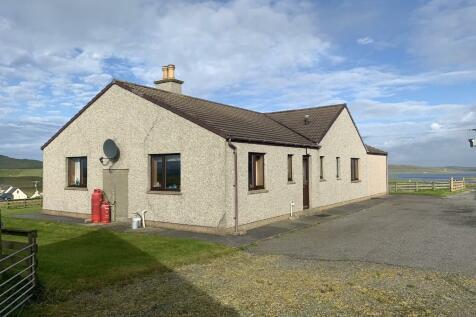 Harpslie, Dunrossness, Shetland, Shetland Islands, ZE2. 5 bedroom detached house for sale