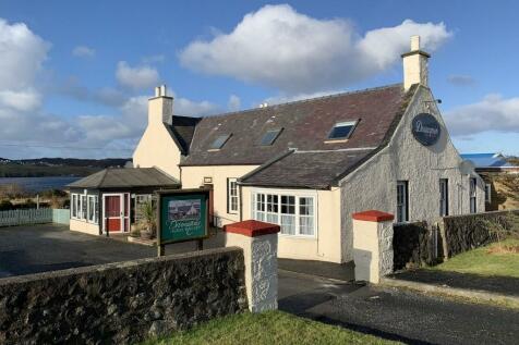 Drumquin Guest House, Brae, Shetland Islands, ZE2. 8 bedroom detached house for sale