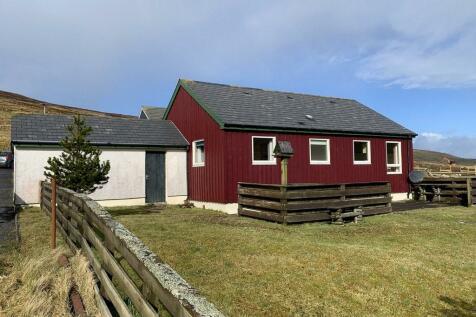 1 Mulla, Shetland, Shetland Islands, ZE2. 2 bedroom detached house for sale