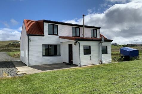 Roseville, Burravoe, Yell, Shetland, Shetland Islands, ZE2. 3 bedroom detached house