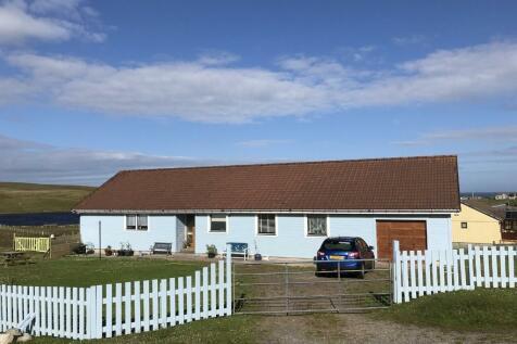 Isbister, Shetland, Shetland Islands, ZE2. 4 bedroom detached house