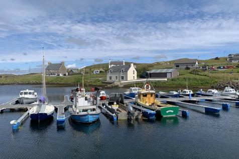 Shetland, Shetland Islands, ZE2. 3 bedroom detached house