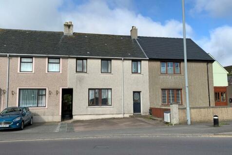 North Road, Shetland, Shetland Islands, ZE1. 3 bedroom terraced house