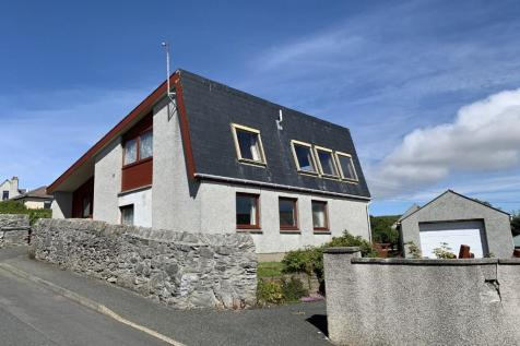 Winjerul, Hillside Road, Shetland, Shetland Islands, ZE1. 4 bedroom detached house
