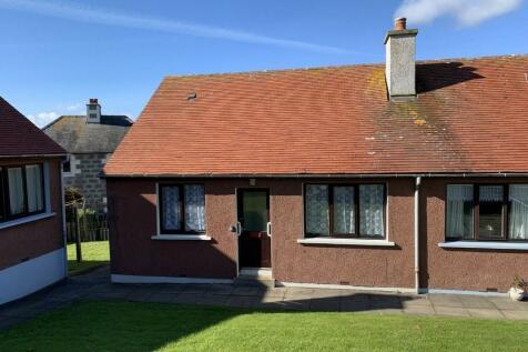 3 St. Olaf Street, Shetland, Shetland Islands, ZE1. 1 bedroom end of terrace house