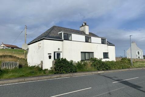 Norwood, Mossbnak Shetland, Shetland Islands, ZE2. 3 bedroom detached house for sale