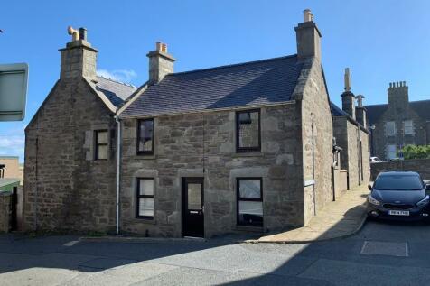 3 Anderson Place, Shetland, Shetland Islands, ZE1. 2 bedroom semi-detached house