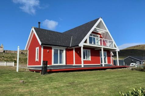 2 South Punds, Levenwick, Shetland, Shetland Islands, ZE2. 5 bedroom detached house