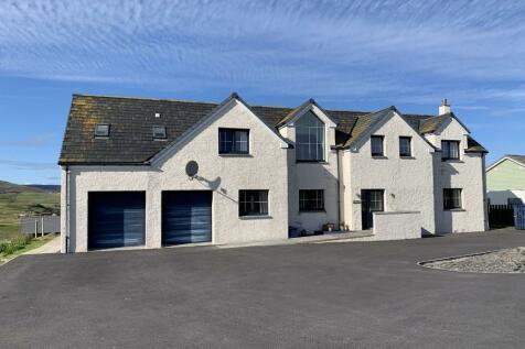 Gatahus, Aithsetter, Cunningsburgh, Shetland ZE2 9HG. 5 bedroom detached house