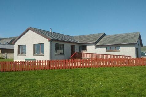 Lappideks Shetland, Shetland Islands, ZE2. 3 bedroom detached house