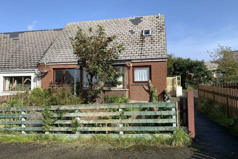 5 Burgadale, Shetland, Shetland Islands, ZE2. 3 bedroom semi-detached house for sale