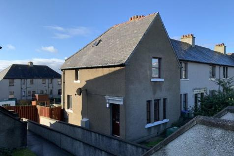 19 Scalloway Road, Shetland, Shetland Islands, ZE1. 3 bedroom end of terrace house for sale