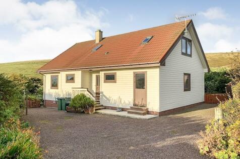 Westland, Swinister, Sandwick, Shetland, Shetland Islands, ZE2. 4 bedroom detached house for sale