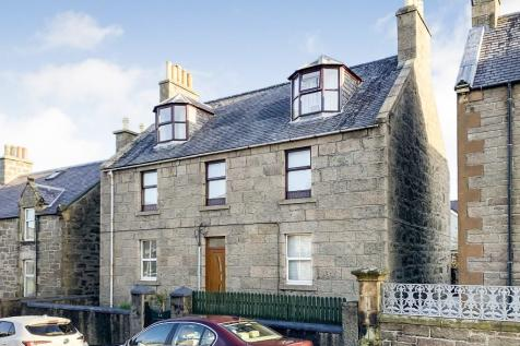 16 St. Magnus Street, Shetland, Shetland Islands, ZE1. 3 bedroom ground floor flat for sale