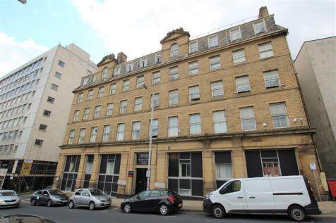 Cheapside, Bradford, BD1 4HP. 1 bedroom apartment