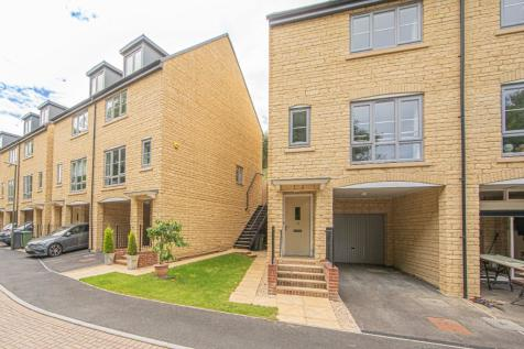 Bowbridge Wharf, Stroud, GL5 2LD. 4 bedroom semi-detached house