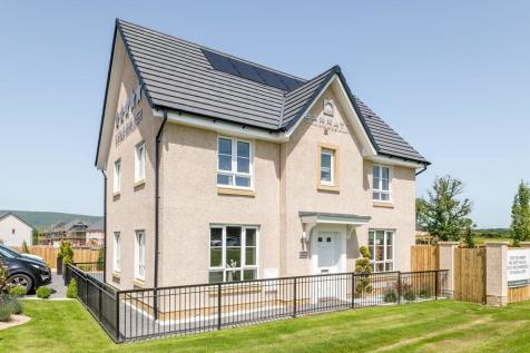Kirkintilloch, Glasgow, G66. 4 bedroom detached house for sale