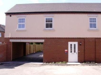 The Nettlefolds, Telford, Shropshire, TF1. 1 bedroom apartment