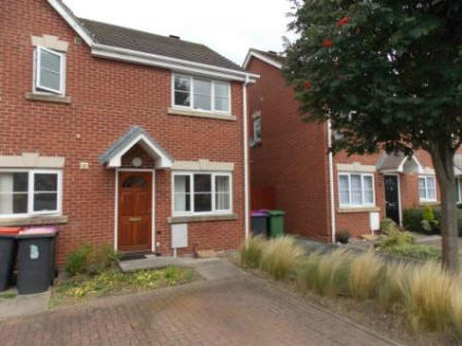 The Maltings, Telford, TF1. 2 bedroom semi-detached house