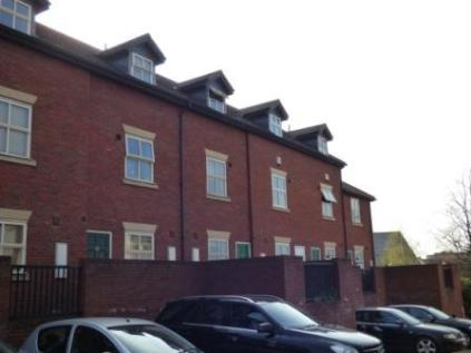 Chad Valley, High Street, Telford, Shropshire, TF1. 3 bedroom town house