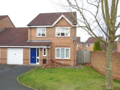 Kenwray Drive, Telford, Shropshire, TF2. 3 bedroom link detached house