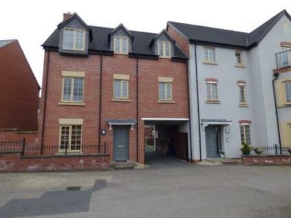 St. Johns Walk, Telford, Shropshire, TF4. 2 bedroom apartment