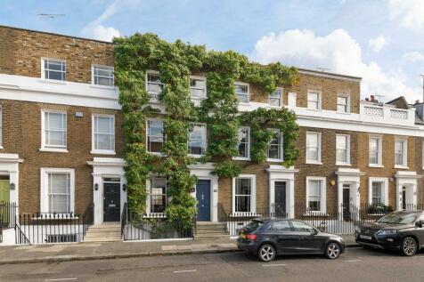 Ovington Street, Chelsea SW3. 6 bedroom house for sale